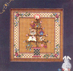 MHCB143 Mill Hill Buttons and Bead Kit Spring Feather Tree (2000)