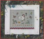 Filigram F-BW Bucolic Walk Stitch Count: 149 x 102
