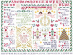Jan Houtman Designs jh48 Christmas Wishes 2001