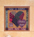 MHCB119 Mill Hill Buttons and Bead Kit Celebration Of Love (1998)
