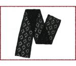 2-102 SCARF - Jojoland Knitting Pattern CASHMERE
