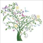 Alessandra Adelaide Needleworks AAN286 Albero dei Ricordi (Tree of Memories)
