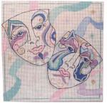 1159 Masks 13 Mesh 12 x 12 Treglown Designs