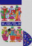 4220 Glorious Snow 13 Mesh 13x181⁄4 Treglown Designs