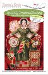 Brooke's Books Publishing Spirit of Christmas Stitching Angel Chart Pack