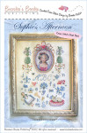 Brooke's Books Publishing Portrait Sampler Sophie's Afternoon Chart Pack
