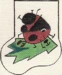 ab122 A. Bradley picasso bug minisock 3 x 4  18 Mesh