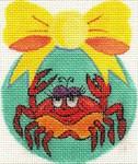 ab123 A. Bradley she crab 4 x 4 18 Mesh