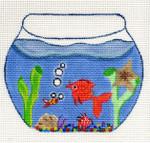 ab124 A. Bradley Fishie bowl 4 x 4 18 Mesh