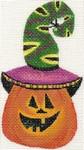 ab141 A. Bradley pumpkin 2 3 x 4  18 Mesh