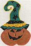 ab142 A. Bradley pumpkin 3 3 x 4  18 Mesh