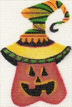 ab143 A. Bradley pumpkin 4 3 x 4  18 Mesh