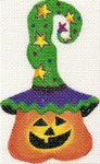 ab144 A. Bradley pumpkin 5 3 x 4  18 Mesh