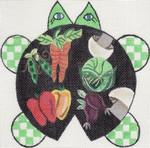 ab147 A. Bradley turtle soup 6 x 6 18 Mesh