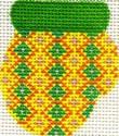 ab173 A. Bradley green/yellow – munchkin mitten 2 x 2.25 18 Mesh
