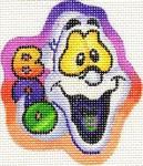ab227a A. Bradley ghosty 3 x 4  18 Mesh