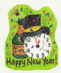 ab241 A. Bradley happy new year! 4 ½ x 4 18 Mesh