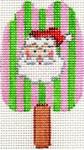 ab335n A. Bradley santa popsicle 2 x 3 18 Mesh