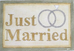 HO793 Raymond Crawford Designs JUST MARRIED