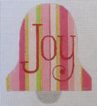 HO1162 Raymond Crawford Designs PINK JOY BELL 4x5, 18 Mesh