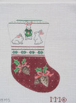 "13MS MM Designs 18 Mesh MINI STOCKING 4"" x 6"""