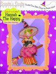 Brooke's Books Publishing Stitch-a-Little Hannah The Happy