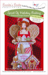 Brooke's Books Publishing Spirit of Holiday Baking Angel Ornament
