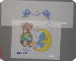 CBK Bettieray Designs CC-12 Baby Sleepying 13 Mesh Child's Director Chair Seat