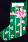 01-2249 Angel Stocking by Xs And Ohs