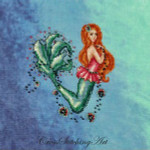 Cross Stitching Art Aurelia The Little Mermaid