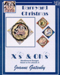 08-1650 Barnyard Christmas by Xs And Ohs