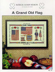 00-2368 Grand Old Flag, A by Patricia Gaskin Designs