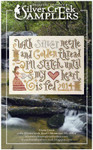 14-2607 Stitching Feeds My Heart by Silver Creek Samplers