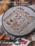 14-2520 SHS-00564 Fragments In Time #4 50 x 50 Summer House Stitche Workes