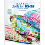 Annie's Quick & Easy Quilts For Kids (Annie's Attic) 12 Quilt Designs