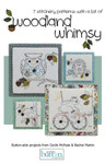 Just Another Button Company 7 Stitcheries-Woodland Whimsy