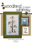 Just Another Button Company Woodland Whimsy For Applique