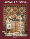 11-2111 Vintage Christmas by Wagons West Designs