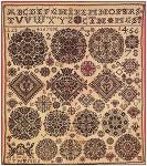 Sampler - 1826 Museum Celle Permin Graphs