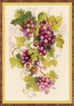 "RL1455 Riolis Cross Stitch Kit Grapevine 8.25"" x 11.75""; Aida; 14ct"