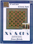 04-1289 Fantasy Chess Set by Xs And Ohs
