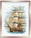 "RL479 Riolis Cross Stitch Kit Ship 12"" x 16""; Aida; 15ct"