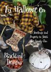 09-2191 Tis Halloween by Blackbird Designs