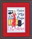 10-2044 Clean My Kitchen Bobbie G Designs