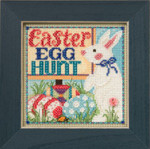 MH145106 Mill Hill Buttons and Bead Kit Egg Hunt (2015)