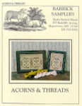 Carriage House Samplings Acorns & Threads