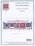 02-1836 Stars & Stripes by Ursula Michael Design