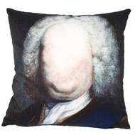 Lord White Cushion