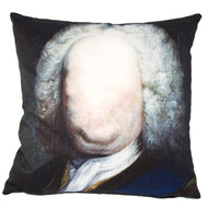 Lord White Cushion