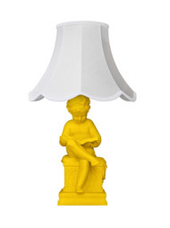 Amoretto Table Lamp (Yellow)